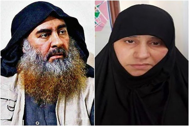 Vo cua trum khung bo al-Baghdadi khai nhieu bi mat cua IS hinh anh 1