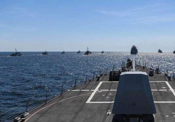 NATO to chuc tap tran mat danh 'Iron Golf II' tai khu vuc Baltic hinh anh 1