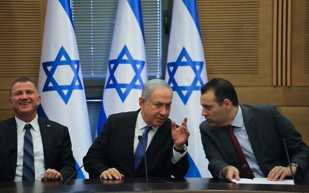 Israel truoc kha nang to chuc tong tuyen cu lan thu 3 trong 12 thang hinh anh 1