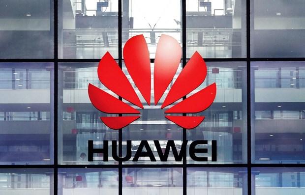 My bat dau cap phep cho cac cong ty cung cap hang hoa cho Huawei hinh anh 1