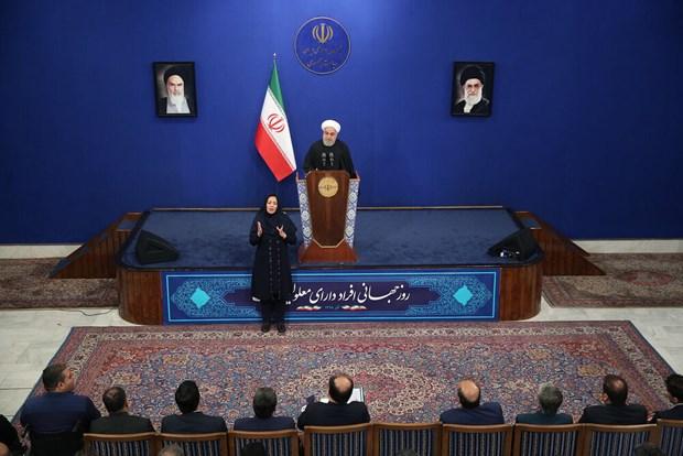 Iran san sang binh thuong hoa quan he voi Saudi Arabia hinh anh 1