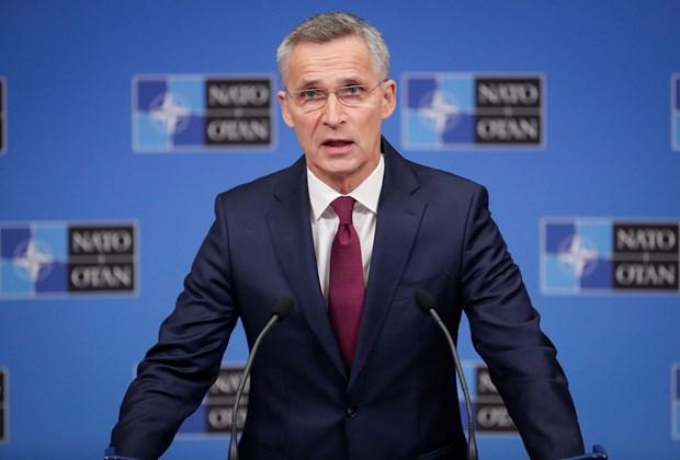 NATO no luc giai quyet tranh cai voi Tho Nhi Ky ve van de an ninh hinh anh 1