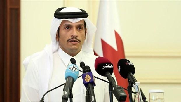 Qatar: Dam phan voi Saudi Arabia da pha vo the be tac hinh anh 1
