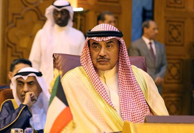 Kuwait thanh lap chinh phu moi sau nhung cang thang thoi gian qua hinh anh 1