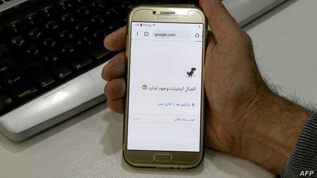 Iran cat dich vu Internet cho dien thoai di dong tai mot so tinh hinh anh 1