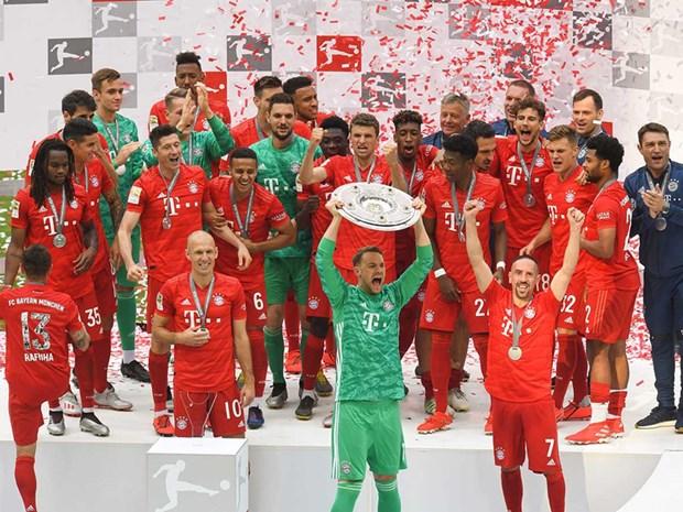 Bayern Munich: Nhung con so an tuong cua mot thap ky 2010-2019 hinh anh 4