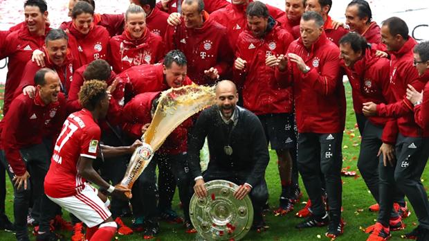 Bayern Munich: Nhung con so an tuong cua mot thap ky 2010-2019 hinh anh 2