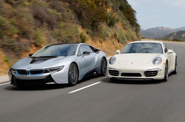 BMW va Porsche trieu hoi hon 700 xe bi loi tai Trung Quoc hinh anh 1