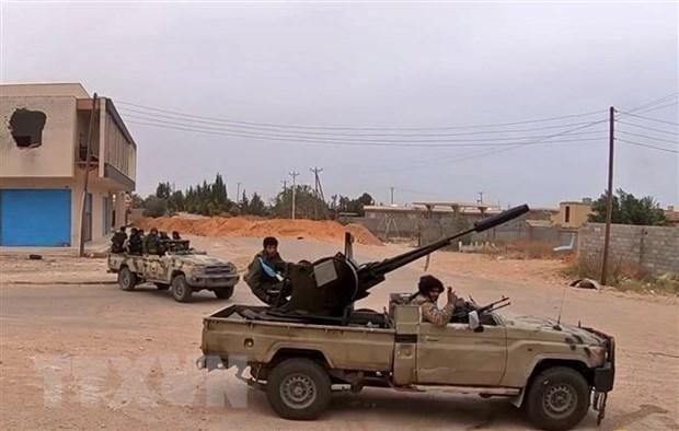 Libya: Luc luong mien Dong khong ky thoa thuan ngung ban hinh anh 1