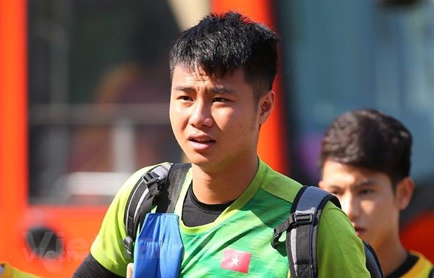 VCK U23 chau A 2020: Thu mon Van Toan chia se ve co hoi ra san hinh anh 1