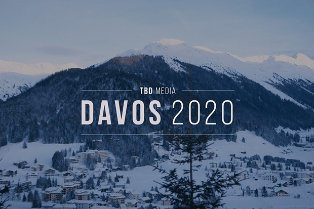 Khai mac Dien dan Kinh te The gioi 2020 tai Davos, Thuy Si hinh anh 1