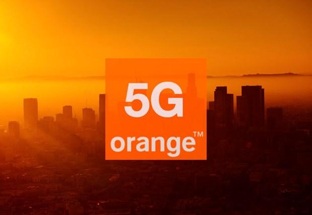 Tap doan vien thong Orange cua Phap loai Huawei ra khoi du an mang 5G hinh anh 1