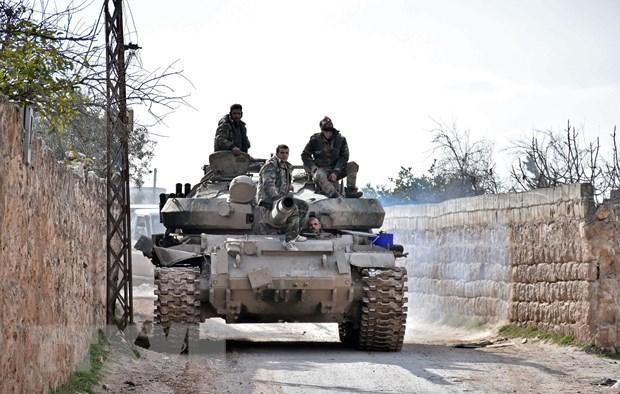 Nga, Tho Nhi Ky hoan tat dam phan vong 2 ve tinh hinh Idlib hinh anh 1