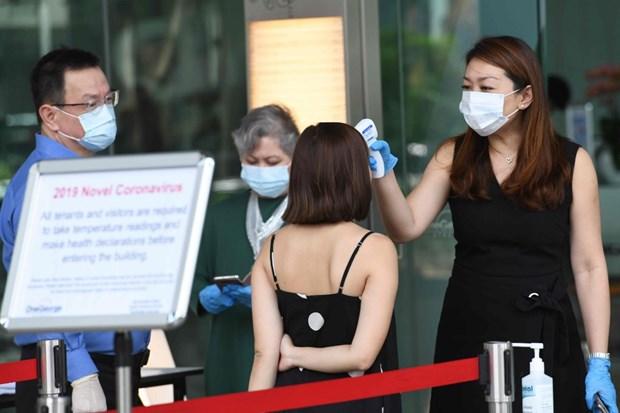 Kinh te Singapore co nguy co roi vao suy thoai do dich COVID-19 hinh anh 1