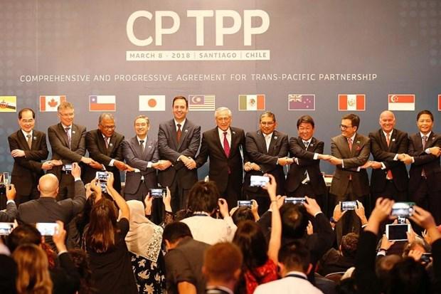 Chinh phu Thai Lan nghien cuu kha nang tham gia CPTPP hinh anh 1
