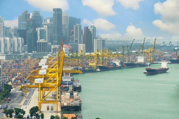 Singapore ha du bao tang truong kinh te nam 2020 vi COVID-19 hinh anh 1