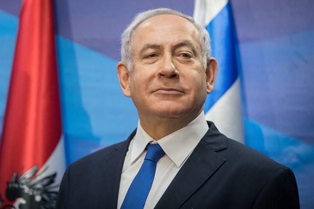 Bau cu Israel: Thu tuong Netanyahu tuyen bo chien thang hinh anh 1
