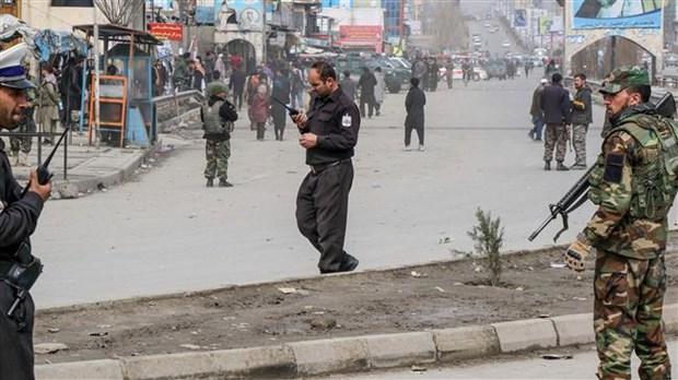 Afghanistan: No lon khi 2 nha lanh dao cung nham chuc Tong thong hinh anh 1