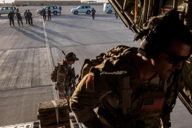 My bat dau ke hoach rut luc luong quan doi khoi Afghanistan hinh anh 1