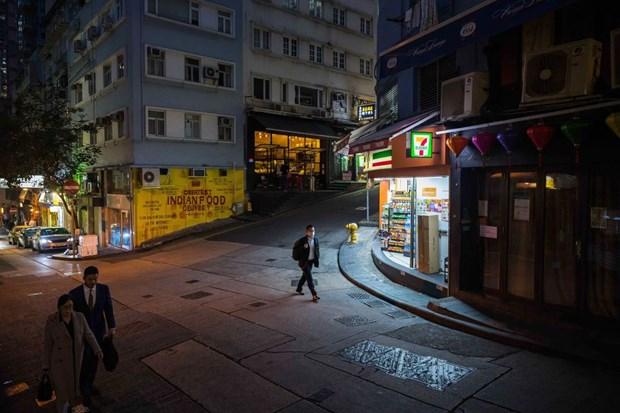 Hong Kong cach ly tat ca nhung nguoi vao thanh pho tu ngay 19/3 hinh anh 1