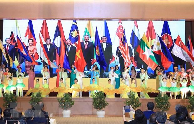 ASEAN 2020: Bao ve Ngoi nha chung ASEAN truoc dai dich COVID-19 hinh anh 1