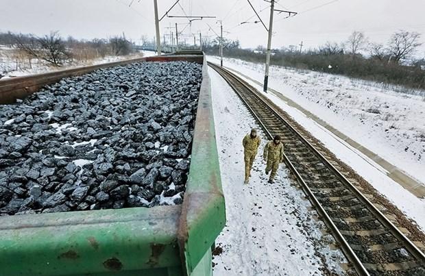Ukraine thong qua nghi quyet ap thue doi voi than da nhap khau tu Nga hinh anh 1