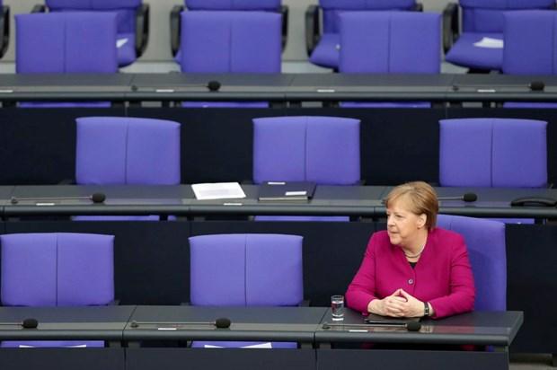 Dich COVID-19: Lanh dao EU thong qua goi ho tro 540 ty euro hinh anh 1