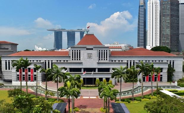 Singapore can nhac sua Hien phap de Quoc hoi co the hop truc tuyen hinh anh 1