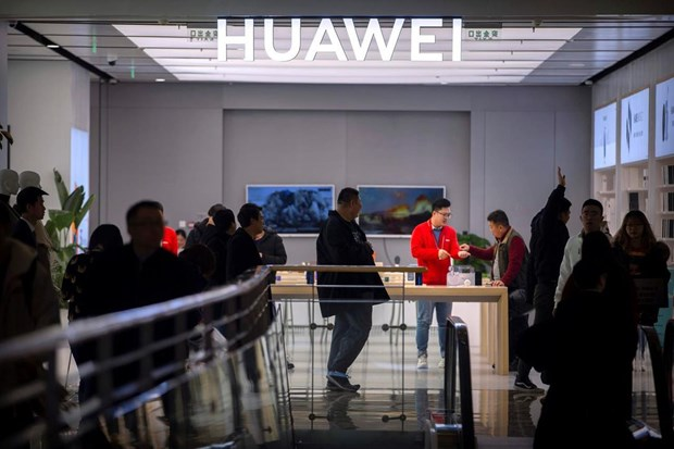 Trung Quoc hoi thuc My cham dut cam doan Huawei va cac doanh nghiep hinh anh 1