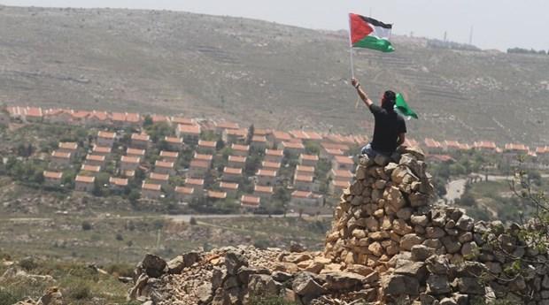 Palestine van dong Hoi dong bao an ngan chan Israel sap nhap Bo Tay hinh anh 1