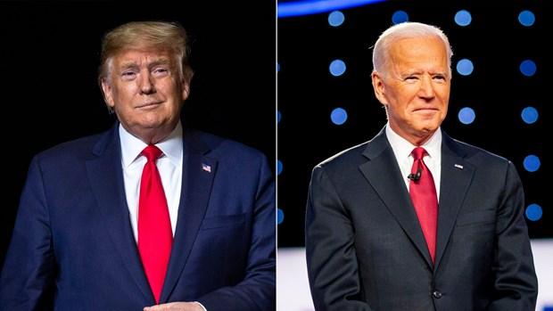 Bau cu My 2020: Ong Biden ngay cang nhan duoc nhieu su ung ho hinh anh 1