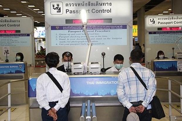Thai Lan an dinh han chot cho nguoi co thi thuc ngan han roi dat nuoc hinh anh 1