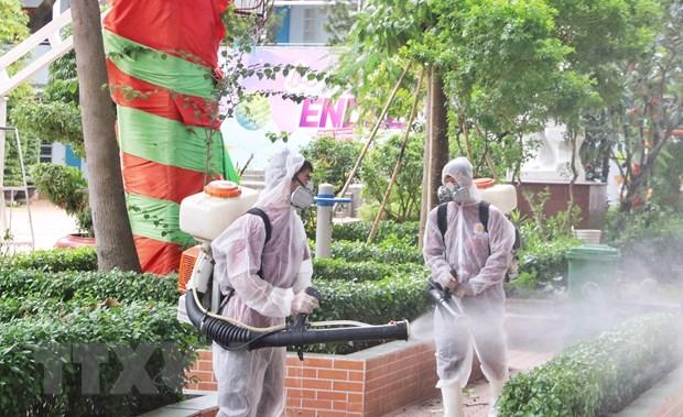 TP. Ho Chi Minh xu ly cac diem lien quan den benh nhan COVID-19 hinh anh 1