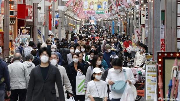 Nhat Ban se trich 1.200 ty yen tu quy du phong de chong dich COVID-19 hinh anh 1