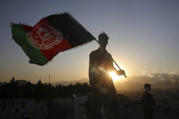 Afghanistan tieu diet nhieu tay sung va chi huy khet tieng cua Taliban hinh anh 1