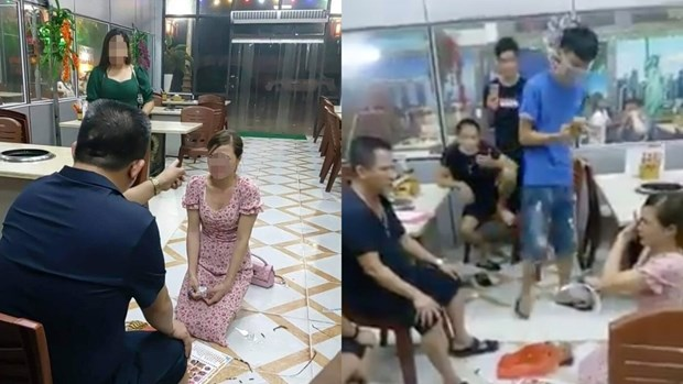 Bac Ninh: Khoi to vu an, khoi to bi can doi voi chu quan Nhang nuong hinh anh 1