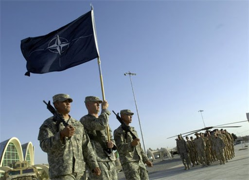 Afghanistan thao luan ve tien trinh hoa binh voi NATO hinh anh 1