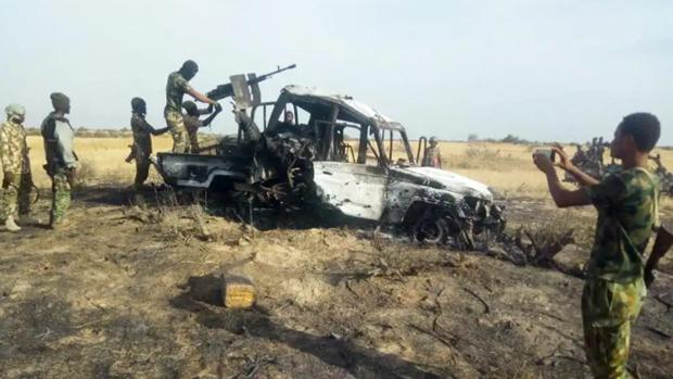 Nigeria: Doan xe cho Thu hien bang Borno bi phuc kich hinh anh 1