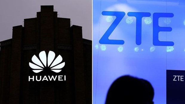 Thuy Dien cam cac thiet bi Huawei va ZTE trong xay dung mang 5G hinh anh 1