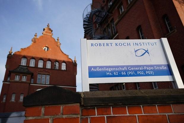 Trang mạng của viện Robert Koch bị tin tặc tấn công