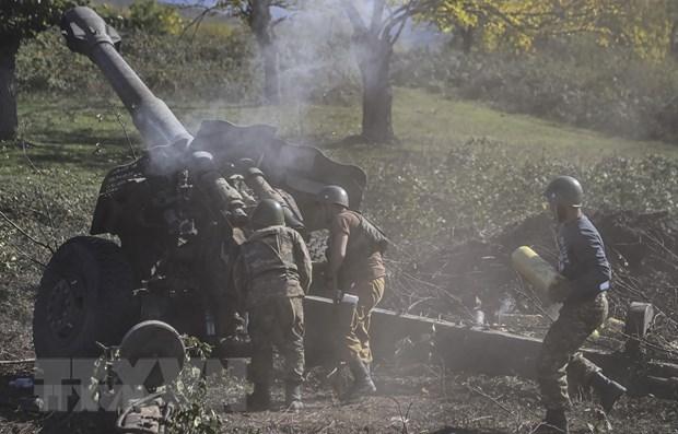 Nga, Tho Nhi Ky thao luan ve thoa thuan ngung ban Nagorny-Karabakh hinh anh 1