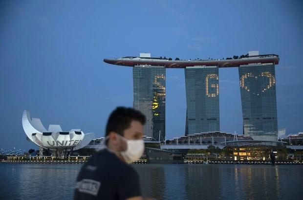 Singapore va Hong Kong tiep tuc hoan trien khai 'bong bong du lich' hinh anh 1