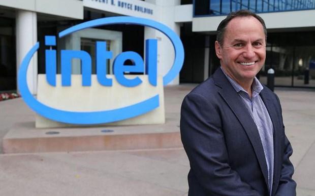 Giam doc dieu hanh Bob Swan cua Intel tu chuc tu 15/2/2021 hinh anh 1