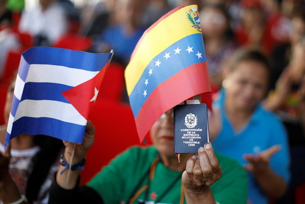 Cuba va Venezuela khang dinh tinh doan ket khong thay doi hinh anh 1