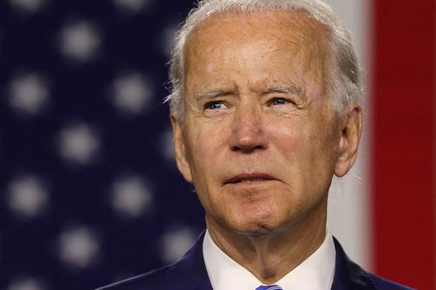 Tan Tong thong Joe Biden voi su menh han gan nuoc My hinh anh 1