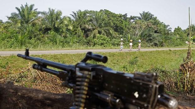 Tan cong tai CHDC Congo, it nhat 16 nguoi thiet mang hinh anh 1
