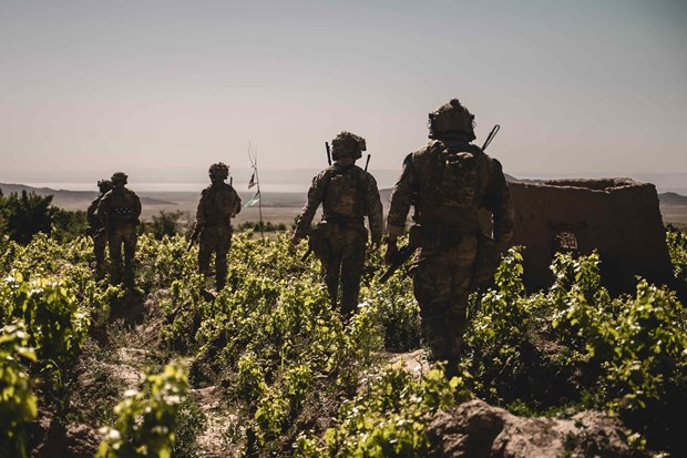 NATO thao luan ke hoach rut quan doi khoi Afghanistan hinh anh 1