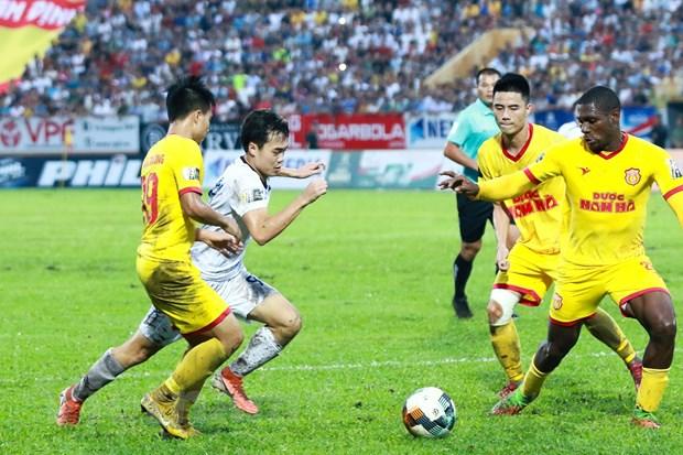 V-League 2020 chot ngay khai mac, tuyen Viet Nam khong bi anh huong hinh anh 1