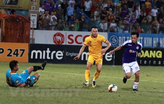 Van Quyet: Xin tang chuc vo dich cho nguoi ham mo Ha Noi FC hinh anh 1