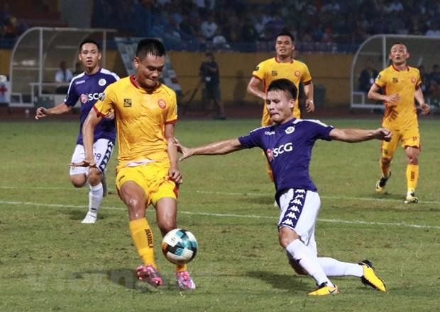 Quang Hai nen dau buon thi dau cung Ha Noi FC du moi mat nguoi than hinh anh 1